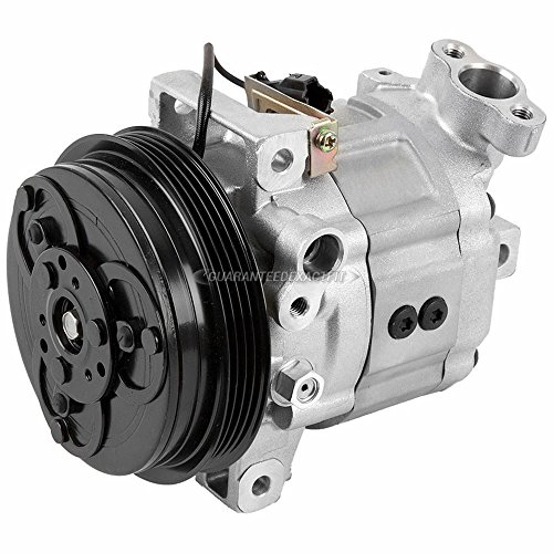 AC Compressor & A/C Clutch For Subaru Forester Legacy Outback Baja - BuyAutoParts 60-01779NA NEW