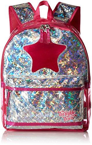 Skechers Kids Skechers Twinkle Toes Glimmer Backpack Accessory (Sketcher Backpack)