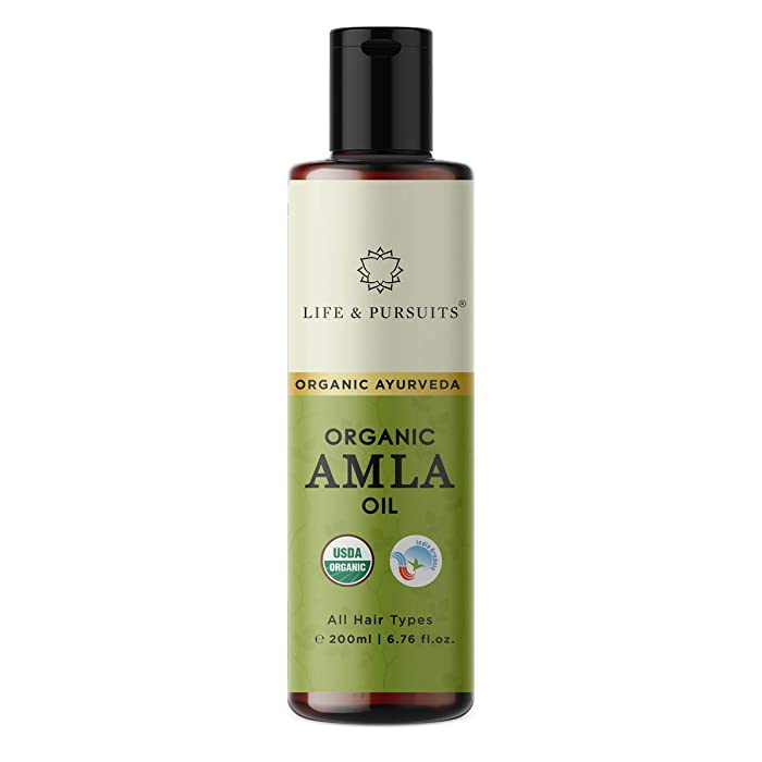 Top 10 Nature Amla Oil