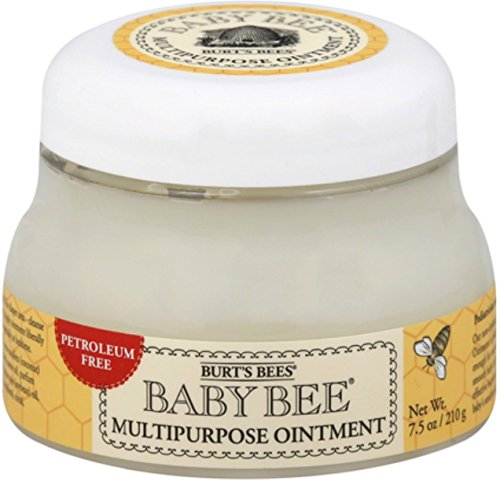 Burt's Bees Baby Bee Multipurpose Skin Ointment 7.50 oz (Pack of 4)
