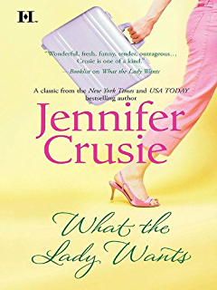 Trust me on this a novel loveswept loveswept kindle edition by what the lady wants hqn fandeluxe Image collections