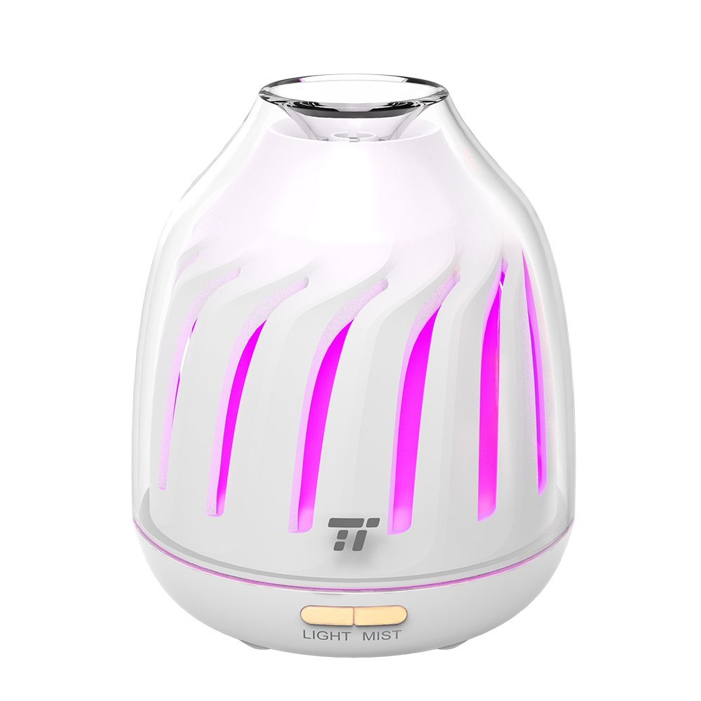 Diffuser, TaoTronics No-Beep Sound Essential Oil Diffusers