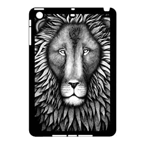TXVNcase New Fashion Hot Sale Phone Hard Back Case for Ipad Mini (Lion)