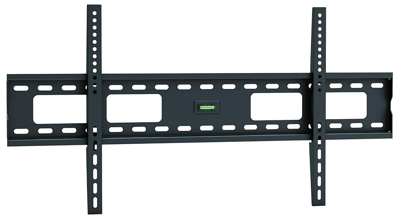 ウルトラスリム フラットテレビ壁マウントブラケット サムスン RU8000 65インチ クラスHDR 4K UHD スマートLED TV UN65RU8000 UN65RU8000FXZA 超低 1.4インチ プロファイルデザイン 高耐久スチール 壁面への取り付け簡単   B07PVCWJ9J