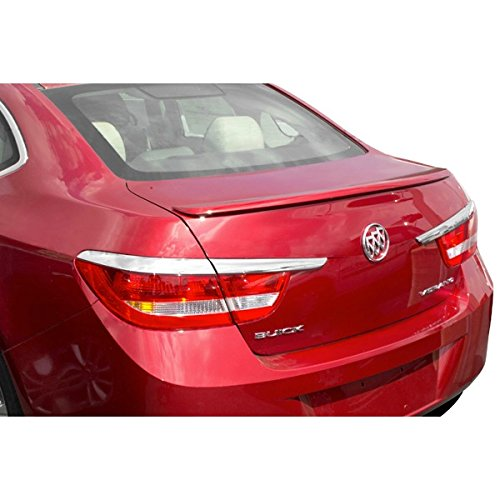 JSP 368054 Buick Verano Rear Spoiler Painted 2012-2016 Factory Style (Royal Flush Blush Metallic) (Painted Blush)