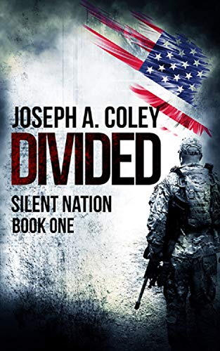 Divided: Silent Nation #1 by [Coley, Joseph]