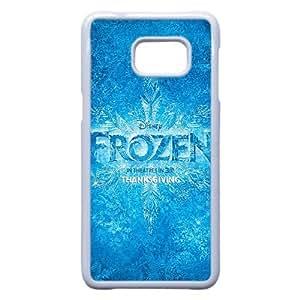 5 Edge caja del teléfono celular congelado Samsung Galaxy Note funda blanca del teléfono celular Funda Cubierta EEECBCAAJ70913