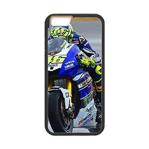 iPhone 6 Plus 5.5 Inch Cell Phone Case Black Valentino Rossi vasq