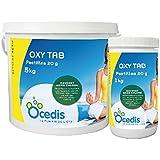 Traitement à l'oxygène actif Oxy tab 20 pastilles 20g - Seau de - 1 kg