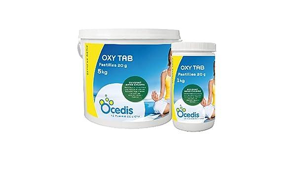 Oxy tab 20 pastillas de 20 g: Amazon.es: Jardín