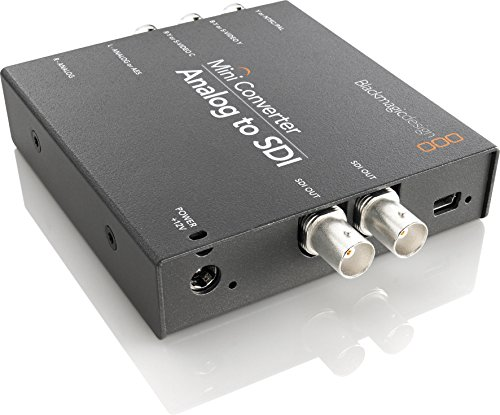 Blackmagic Design Mini Converter - Analog to SDI (Sdi Component)