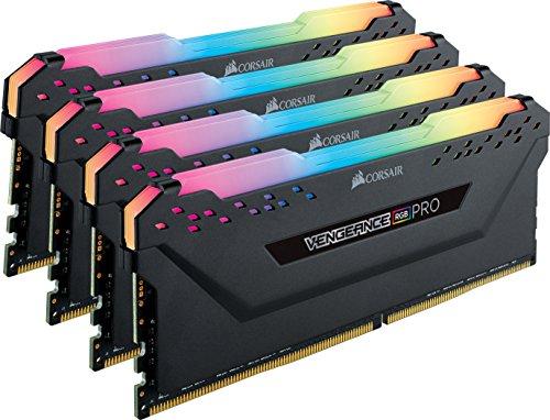 Corsair Vengeance RGB Pro 32 GB (4 x 8 GB) DDR4-3200 CL16 Memory