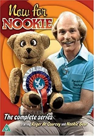 Now For Nookie - Roger de Coursey & Nookie The Bear DVD: Amazon.co ...