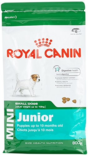 Royal Canin Mini Junior 33 Complete Dry Dog Food 800 g