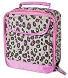 Room It Up Leopard Lunch Tote