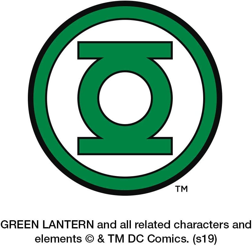 Graphics and More Green Lantern Logo Tow Trailer Hitch Cover Plug Insert