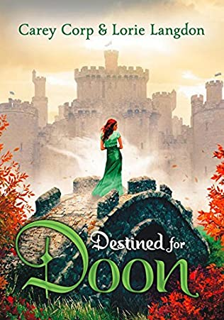 book cover of Destined for Doon