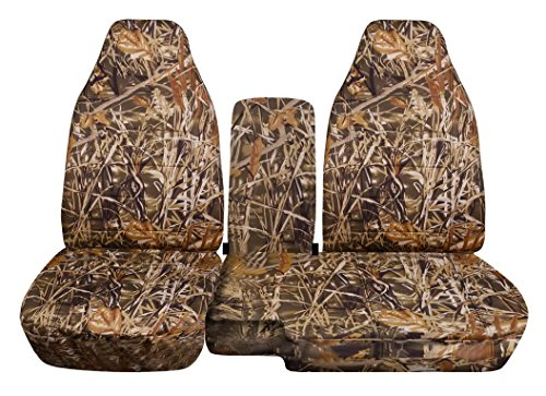ford ranger seat cover camo - 4