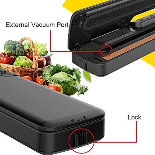 Machine Sous Vide, Appareil De Mise Sous Vide Alimentaire Automatique Aliments Restent Frais Jusqu'à 8 Fois Plus Longtemps,pour Aliments, Viandes, Légumes, Fruits