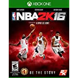 NBA 2K16 - Standard Edition - Xbox One (Cover image may vary)