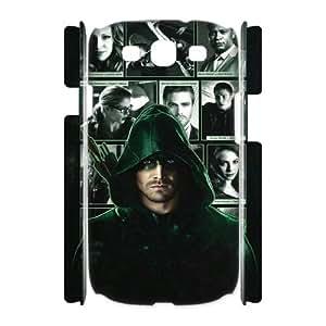 HXYHTY Green Arrow Customized Hard 3D Case For Samsung Galaxy S3 I9300