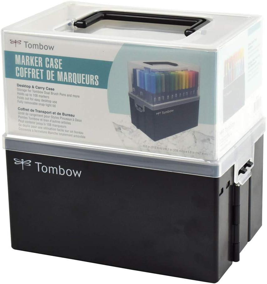 American Tombow Inc. - Estuche para rotuladores (108 unidades ...
