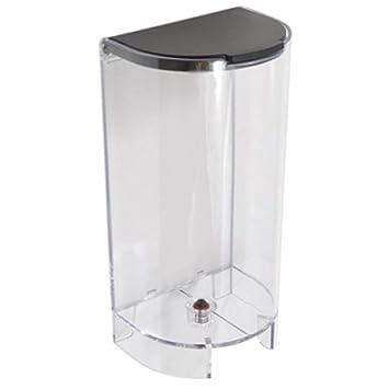 Spares2go tanque de agua para cafetera Nespresso Inissia: Amazon ...