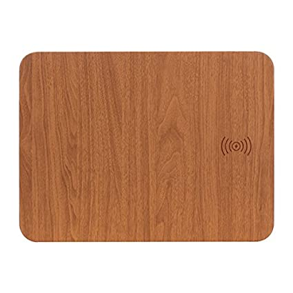 CHATREEY WC-03 Wood Wireless Charger Qi Wireless Charger Pad For Samsung Galaxy S8 S8