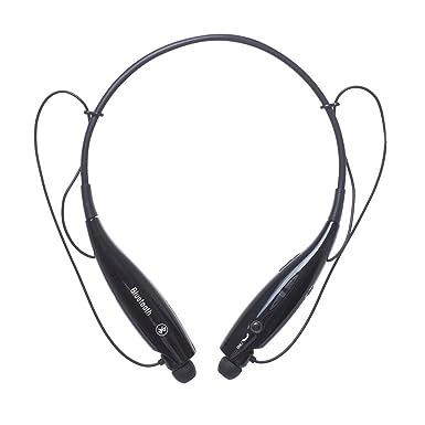 E.Park epark collar inalámbrico Bluetooth auriculares en oreja estéreo Bluetooth 4.0 auriculares con banda
