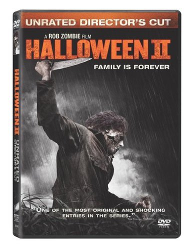 DVD : Halloween II [2009] [Widescreen] [Unrated] (, Dolby, AC-3, Unrated Version, Widescreen)