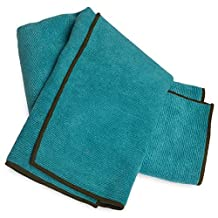 YogaRat 100-Percent Microfiber Hot Yoga Towels, 16-Inch X 25-Inch