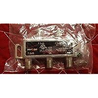 Verizon Fios 4-way Splitter Pdi-4wwb-2.0 / 7.5db