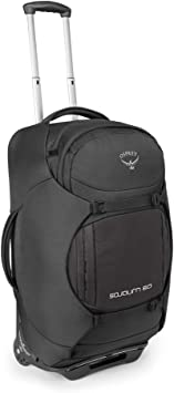 Osprey Sojourn 60 Unisex Convertible Wheeled Travel Pack - Flash ...