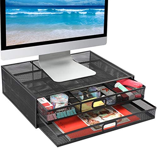 Monitor Stand Riser Organizer Notebok product image