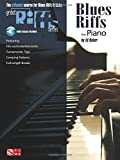 Blues Riffs for Piano (Educational Piano) Book & Online Audio
