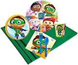 BirthdayExpress - Super Why! Party Pack
