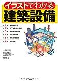 img - for Irasuto de wakaru kenchiku setsubi. book / textbook / text book