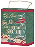 Hollywood Christmas Snow Mica, Set of 3