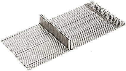 50 aguja nueva para máquina de tejer hermano Ribber KR850 KR838 KR830 KR710 KR588