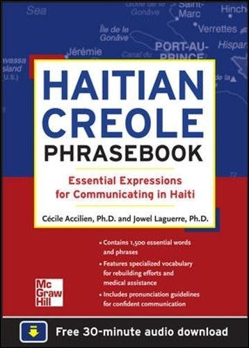 Haitian Creole Phrasebook Expressions Communicating product image