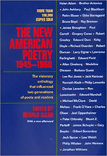 Amazon the new american poetry 1945 1960 9780520209534 the new american poetry 1945 1960 new ed edition fandeluxe Ebook collections