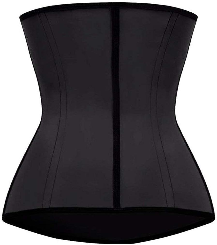 Leoboone Waist Trainer Belt Underwear Body Shaper Breathable Women Corsets with Zipper Hot Shapers Cincher Corset Top Slimming Belt