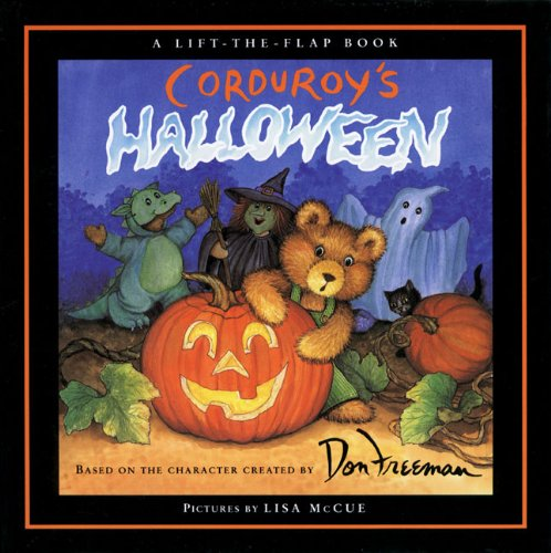 Corduroy's Halloween (A Lift-the-Flap Book)