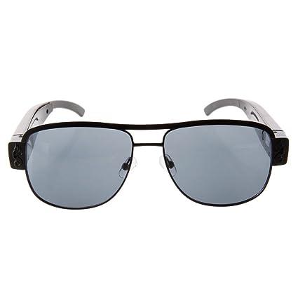 Agente007 - Camara Espia Dvr Oculta En Gafas De Sol 5 Mega Pixel Hd 720P Polarizadas