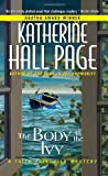 The Body in the Ivy, Katherine Hall Page, 0060763663