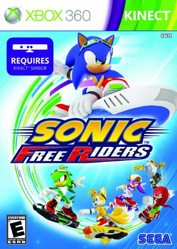 Bike Race Halloween World (Sonic Free Riders - Xbox 360)