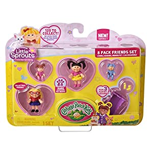 Cabbage Patch Kids Little Sprouts Friends Set (8 Pack) - 519o4jVKE1L - Cabbage Patch Kids Little Sprouts Friends Set (8 Pack)