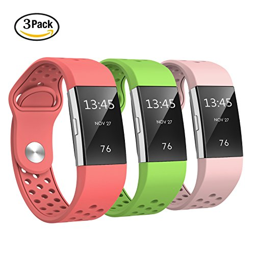 Fitbit Silicone Swees Replacement Breathable