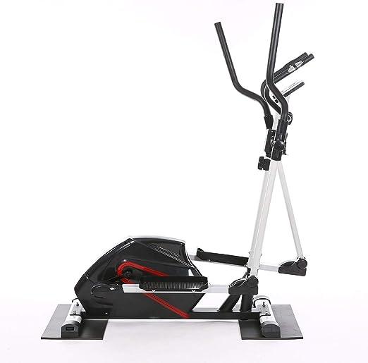 XuZeLii Bicicleta Elíptica Magnética Acero Inoxidable ...