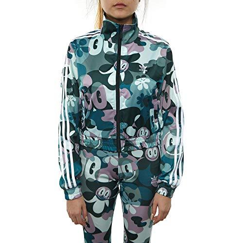 adidas Originals Women's Contemp Bb Track Jacket, Multi ()